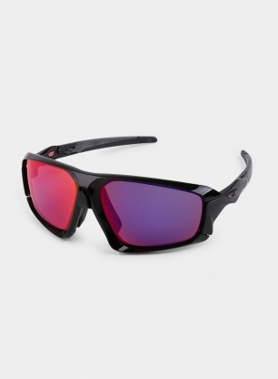 Okulary Oakley Field Jacket CAT 2 - polished black/prizm road