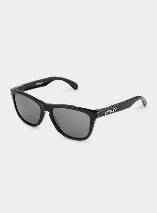 Okulary Oakley Frogskins - polished black/prizm black
