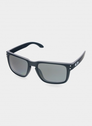 Okulary Oakley Holbrook - matte black/prizm grey
