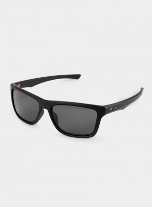 Okulary Oakley Holston - matte black/prizm gray
