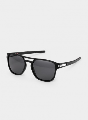 Okulary Oakley Latch Beta - matte black/prizm gray