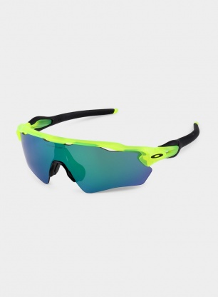 Okulary Oakley Radar EV XS Path - matte uranium/jade iridium