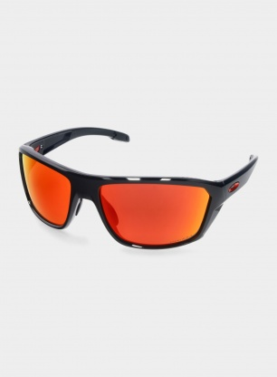 Okulary Oakley Split Shot - polished black/prizm snow torch