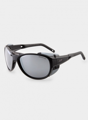 Okulary trekkingowe Julbo Explorer 2.0 - SP4 - matt black/gray