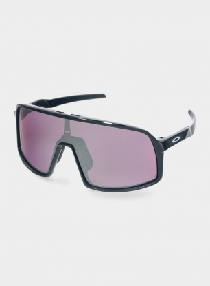 Okulary rowerowe Oakley Sutro S - polished black/prizm road black