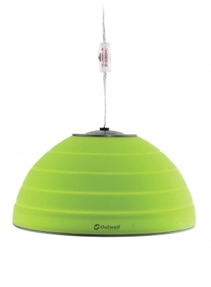 Lampa do namiotu Outwell Pollux Lux - green
