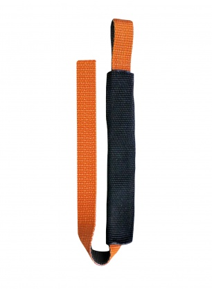 Pasek Climbing Technology Quick Step Strap - black/orange