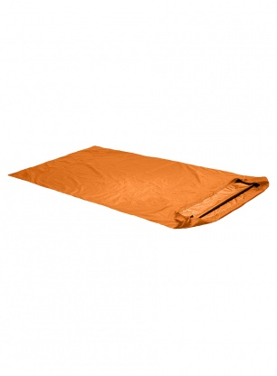 Płachta Ortovox Bivy Double - shocking orange