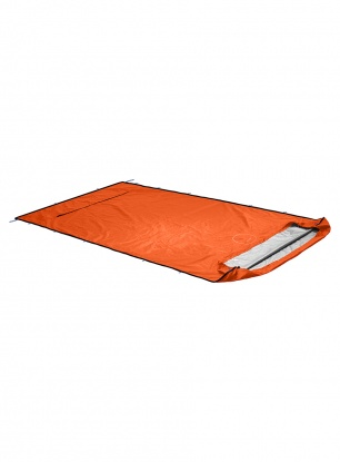 Płachta Ortovox Bivy Pro - shocking orange