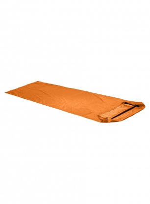 Płachta Ortovox Bivy Single - shocking orange