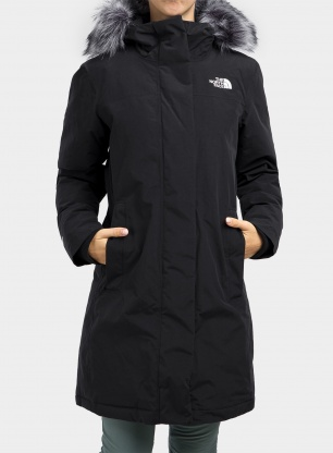 Płaszcz damski The North Face Arctic Parka - tnf black