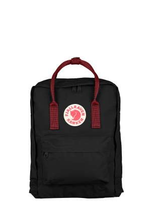 Plecak Fjallraven Kanken - black/ox red