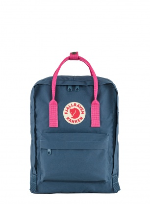 Plecak Fjallraven Kanken - royal blue/flamingo pink