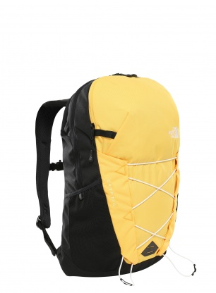Plecak miejski The North Face Cryptic - yellow/black