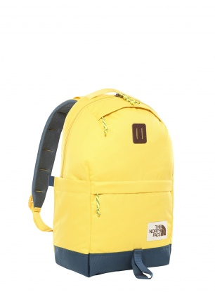 Plecak The North Face Daypack - bamboo yellow/blue
