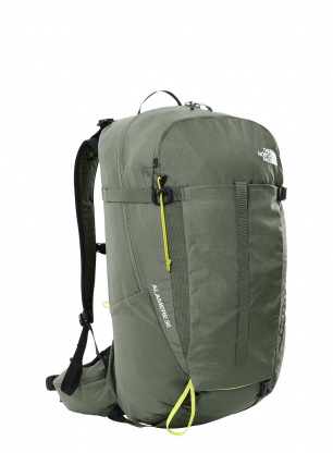 Plecak turystyczny The North Face Alamere 36 - green/spring green
