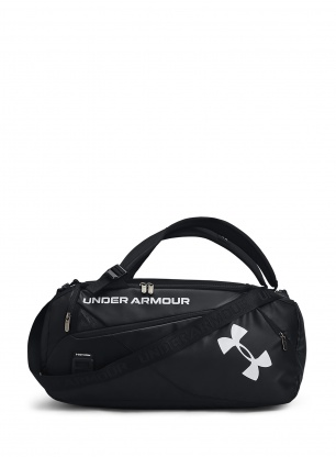 Torba Under Armour Contain Duo Small Duffle - black/silver