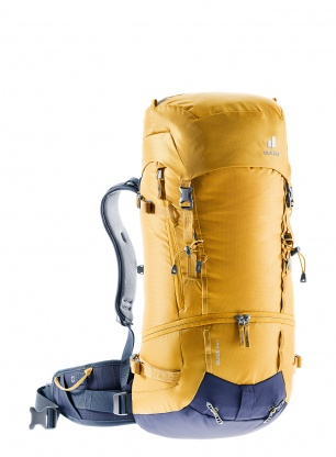 Plecak wspinaczkowy Deuter Guide 44+ - curry/navy