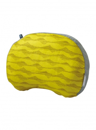 Poduszka Therm A Rest Air Head Pillow Large - yellow mountains
