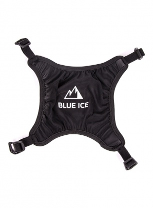 Uchwyt na kask Blue Ice Helmet Holder - black