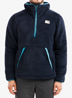 Polar The North Face Campshire PO Hoodie - navy