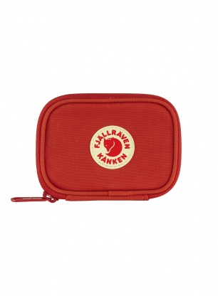 Portfel Fjallraven Kanken Card Wallet - true red