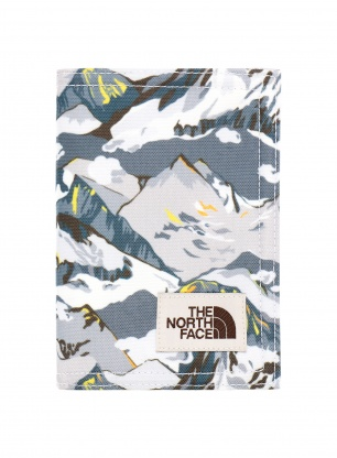 Portfel The North Face Liberty Travel Wallet - tnf white liberty print