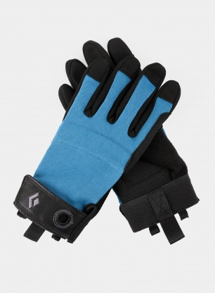 Rękawice Black Diamond Crag Gloves - astral blue