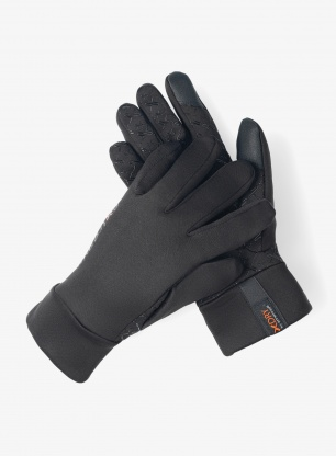Rękawice Extremities Insulated Waterproof Sticky Power Liner - blk
