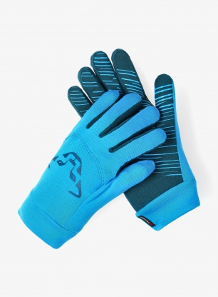 Rękawice skiturowe Dynafit Upcycled Thermal Gloves - frost