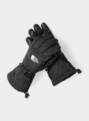 Rękawice The North Face Montana Futurelight Etip Glove - black