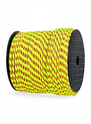 Repsznur 5mm Beal Accessory Cord na metry - yellow