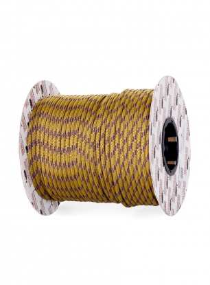 Repsznur Teufelberger Accessory Cord 6,0 mm (1m) - gold/purple