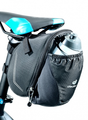 Saszetka Deuter Bike Bag Bottle - black/black