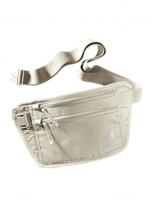 Saszetka na pas Deuter Security Money Belt I - sand