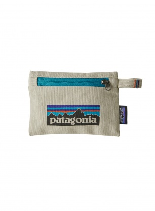Saszetka Patagonia Small Zippered Pouch - bleached stone