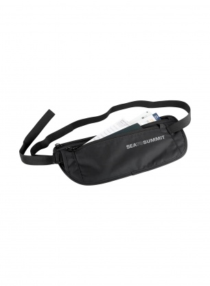 Nerka Sea To Summit Money Belt - black/grey