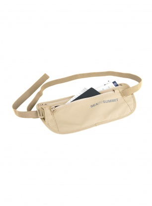Saszetka Sea To Summit Money Belt - sand/grey