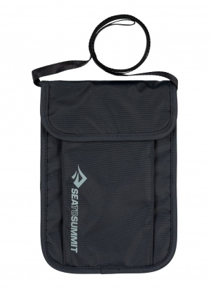 Saszetka Sea To Summit Neck Pouch - black