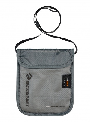 Saszetka Sea to Summit Passport Pouch RFID S - grey