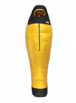 Śpiwór puchowy The North Face AMK Superlight 10R - canarry/gold