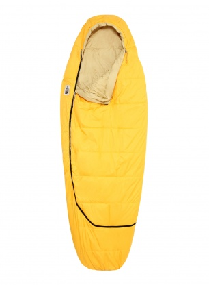 Śpiwór The North Face Eco Trail Synthetic 35 REG - yellow