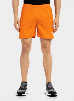Spodenki biegowe The North Face Movmynt Short - flame