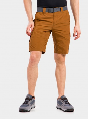Spodenki Columbia Silver Ridge II Cargo Short - walnut