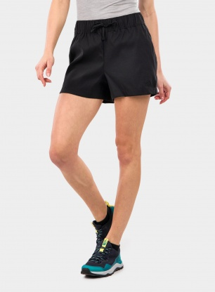Spodenki damskie The North Face Class V Short - tnf black