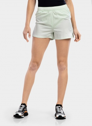Spodenki damskie The North Face Movmynt Short - misty jade