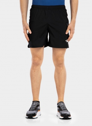 Spodenki do biegania The North Face Movmynt Short - black