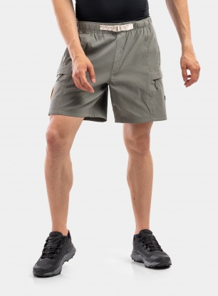 Spodenki The North Face Class V Belted Short - agave green