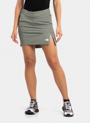 Spódnica damska The North Face Speedlight Skort - agave green