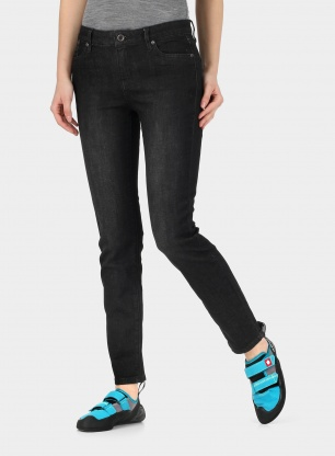 Spodnie damskie Black Diamond Crag Denim - black